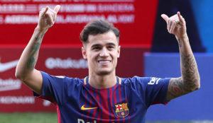 Semakin Complete Amunisi Barcelona, Coutinho Siap Bermain Dengan Messi dan Suarez