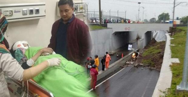 Pasca Selamat Dalam Evakuasi Longsor Bandara Soetta, Dianti Putri Berpulang