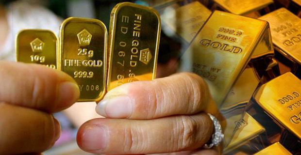 Harga Emas Antam Kembali Anjlok Dengan Penurunan Rp 3.000 Per Gram