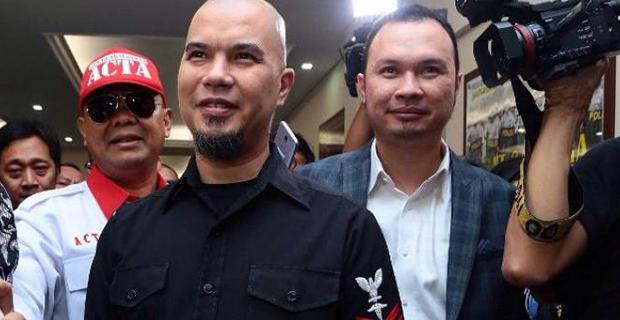 Penetapan Tersangka Ujaran Kebencian, Ahmad Dhani Terancam 6 Tahun Penjara