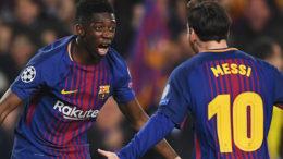 Dibeli Dengan Belanja Mahal, Ousmane Dembele Malah Siap Dilepas Oleh Barcelona