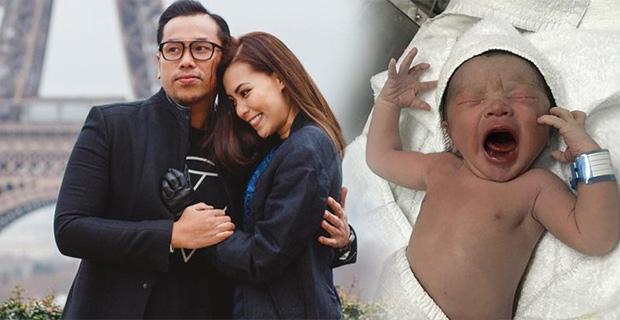Istri Sammy Simorangkir Lahirkan Anak Pertama