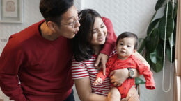 Tambah Momongan, Junior Liem dan Putri Titian Banjir Ucapan Selamat