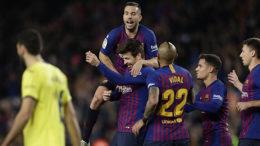 Prediksi Tepat, Barcelona Berhasil Geser Sevilla Dipuncak Klasemen Sementara La Liga