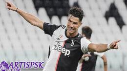 Juventus Juara Serie A, Ronaldo Cetak 3 Rekor Baru