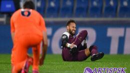 Kaki-kaki Neymar yang Sensitif